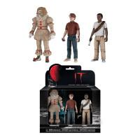 Фигурка Funko IT - Set 4 - 3-Pack Action Figures, 12cm, 32816